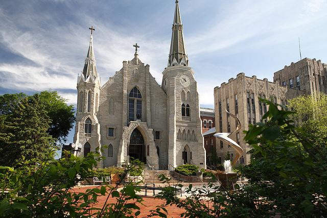 Omaha-NE 5 CreightonUniv_Church