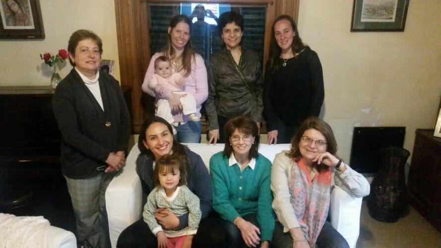 Latinamérica friends meeting 10.10.16
