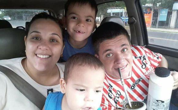 Lorena y Facundo