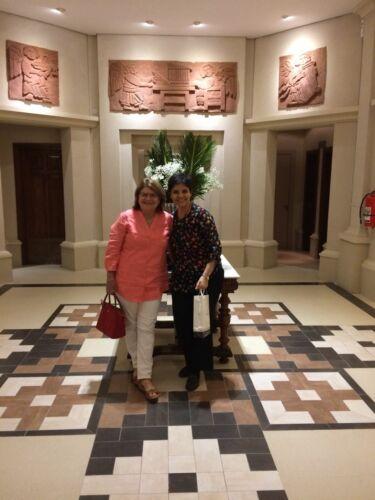 visita de Ale Calabrese a paraguay Oct.17 1