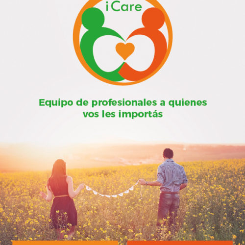 Material informativo iCare
